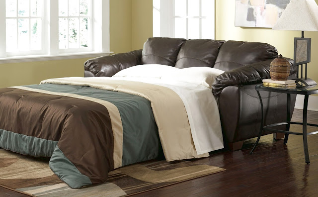 ashley furniture pull out sofa bed
