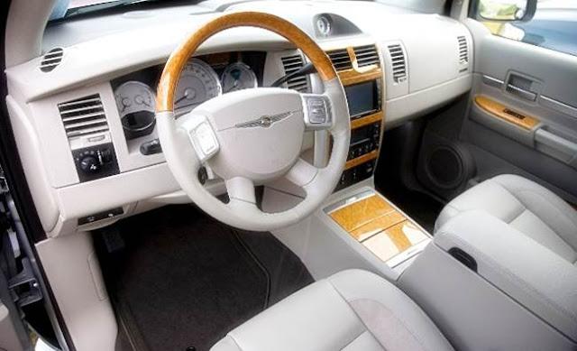 2017 Chrysler Aspen SUV Reviews