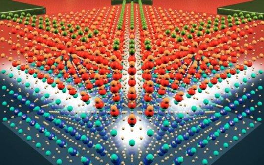Створено транзистори з одного електрона