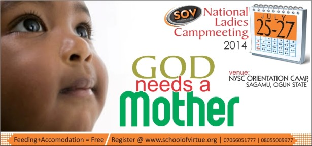 SOV National Ladies camp 2014