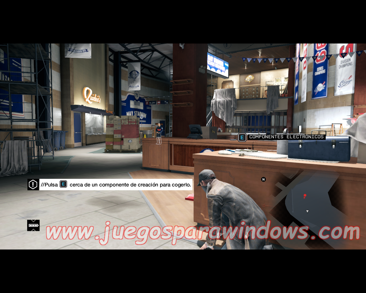 Watch Dogs Full PC ESPAÑOL Descargar (RELOADED) UPDATE v1.03.471 33