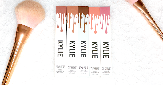 KYLIE LIPSTICK DUPES // EBAY REVIEW + SWATCHES