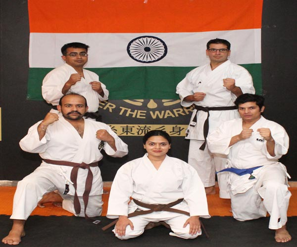 Indian Karate Contingent Leaving for US Open Karate Championship in Las Vegas