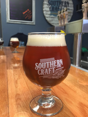 Southern Craft's Pompous Pelican Double IPA