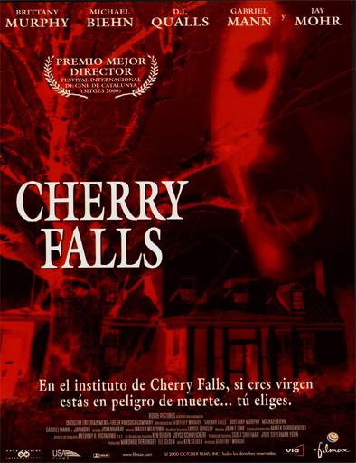 Ver Cherry Falls – Asesino de vírgenes (2000) Online