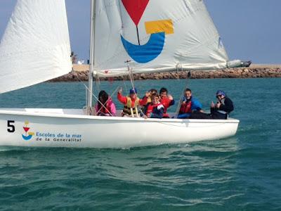 La Generalitat abre la inscripción en la campaña 'A la Mar 2017' de actividades náuticas