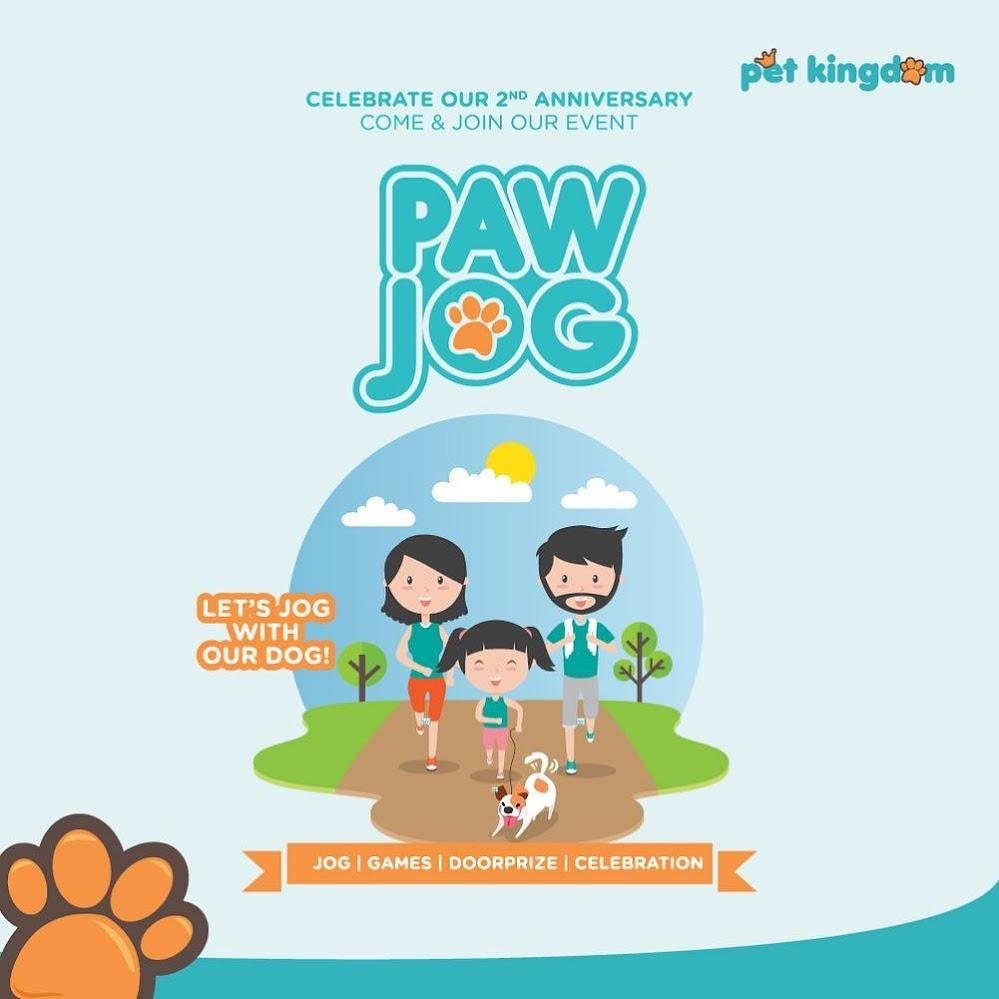 Paw Jog • 2019