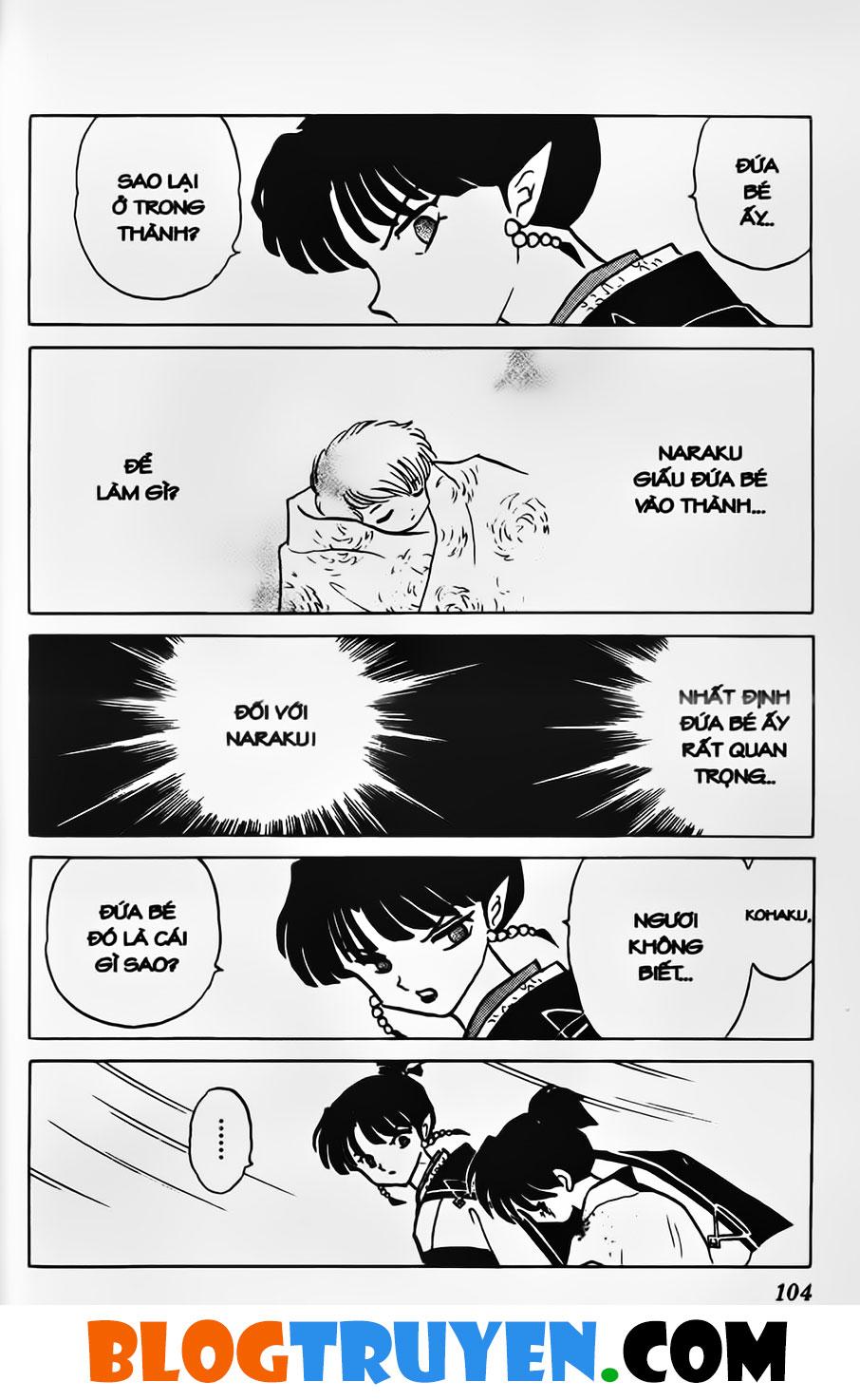 Inuyasha vol 32.6 trang 11