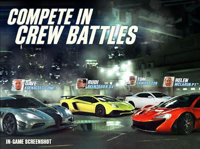 download game mobil untuk hp, csr racing 2