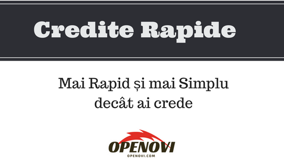 Imprumut rapid si credite rapide fulger