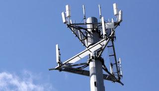 Segnale LTE su smartphone