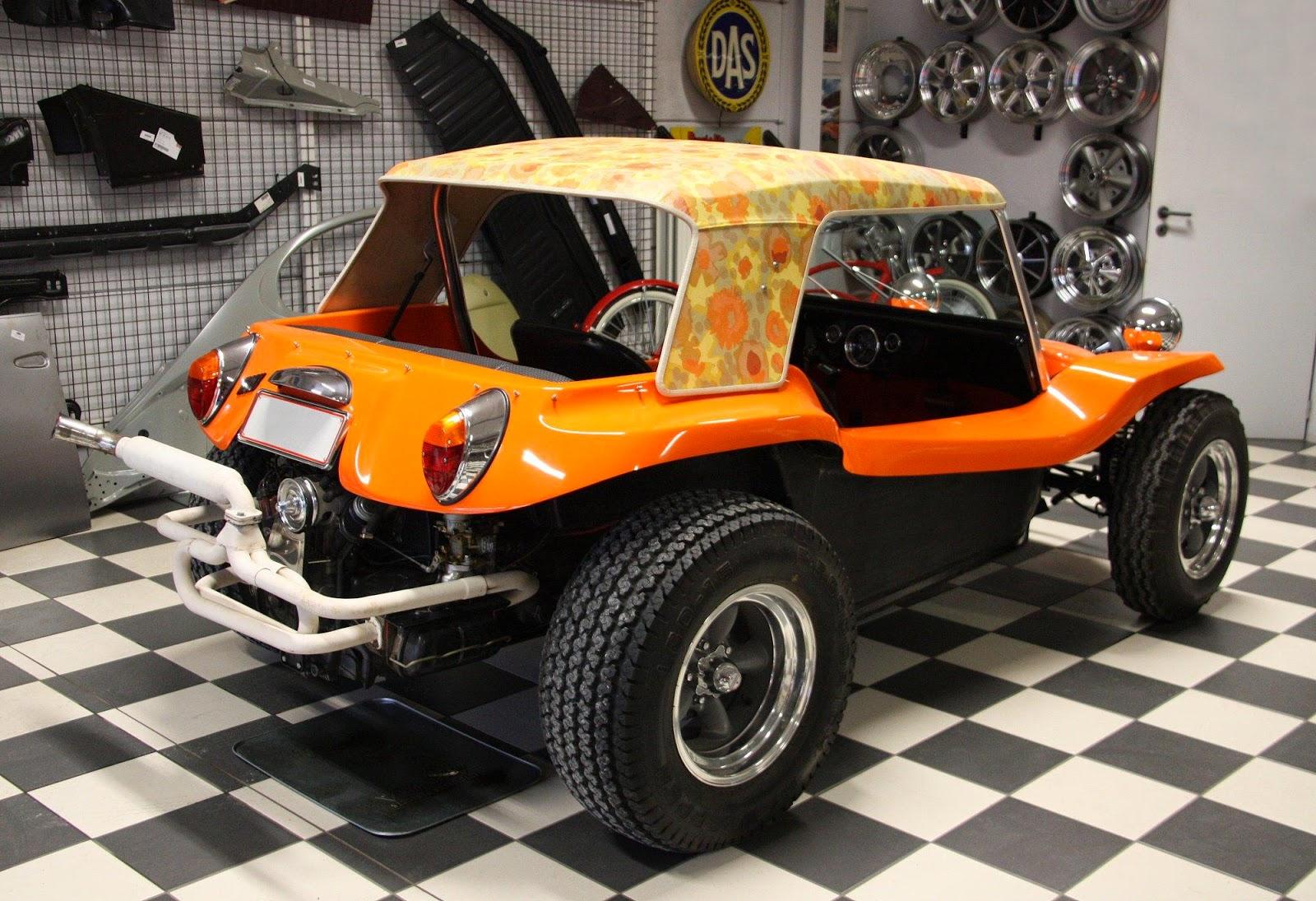 Manx by gentleman car for Volkswagen europe garage