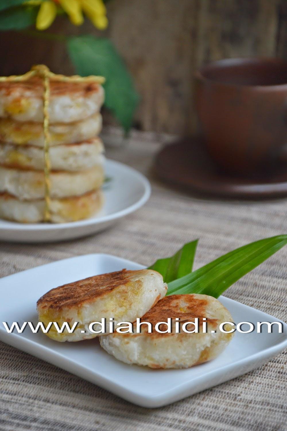 Cara Membuat Wingko : membuat, wingko, Didi's, Kitchen:, Wingko, Babat, Nangka