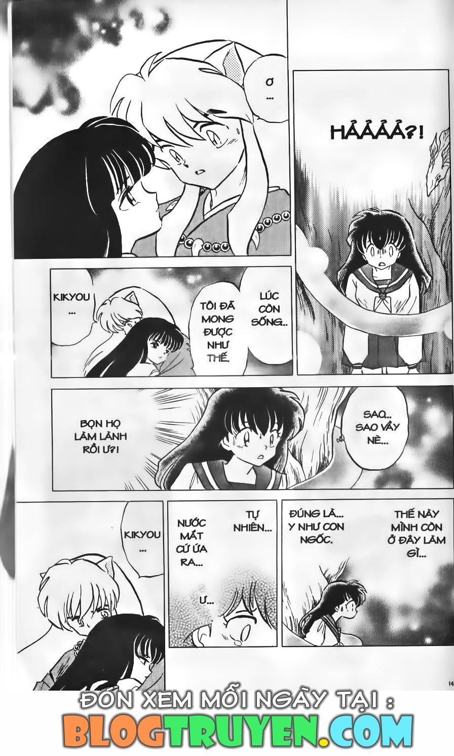 Inuyasha vol 08.8 trang 16
