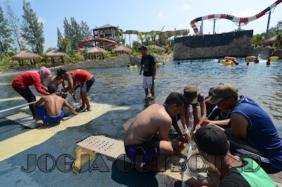 Amazing Race Jogja Bay Waterpark, Paket Amazing Race di Jogja Bay
