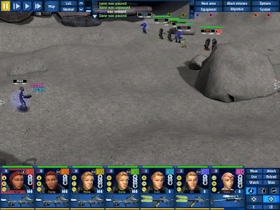 UFO: Aftershock Game Screenshot 2005