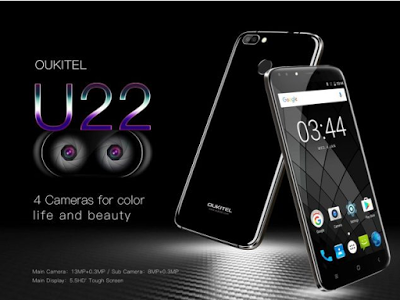 Watch Camera Performance Video of N25,500 Oukitel U22 - 4 Camera Phone