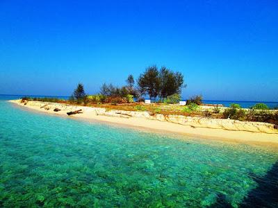 Pulau Kodingareng Keke, Pantai indah di makassar