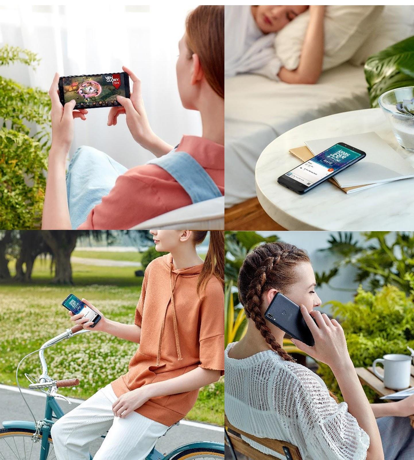 Jawaranya Smartphone Tahun 2018: ASUS ZenFone Max Pro M1