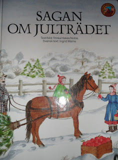Bildresultat för sagan om julträdet