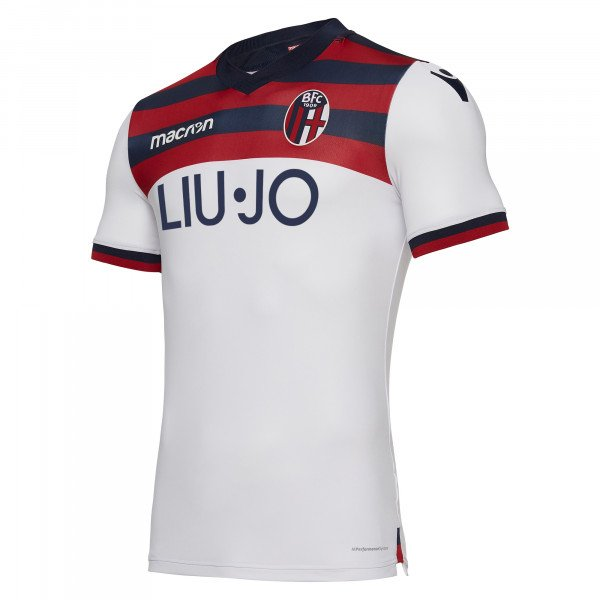 Bologna 18 19 Home And Away Kit Released Footy Headlines