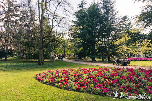 france, Honeymoon, Paris, review, ฝรั่งเศส, รีวิว, ฮันนีมูน, Luxembourg,สวนลักเซมเบิร์ก