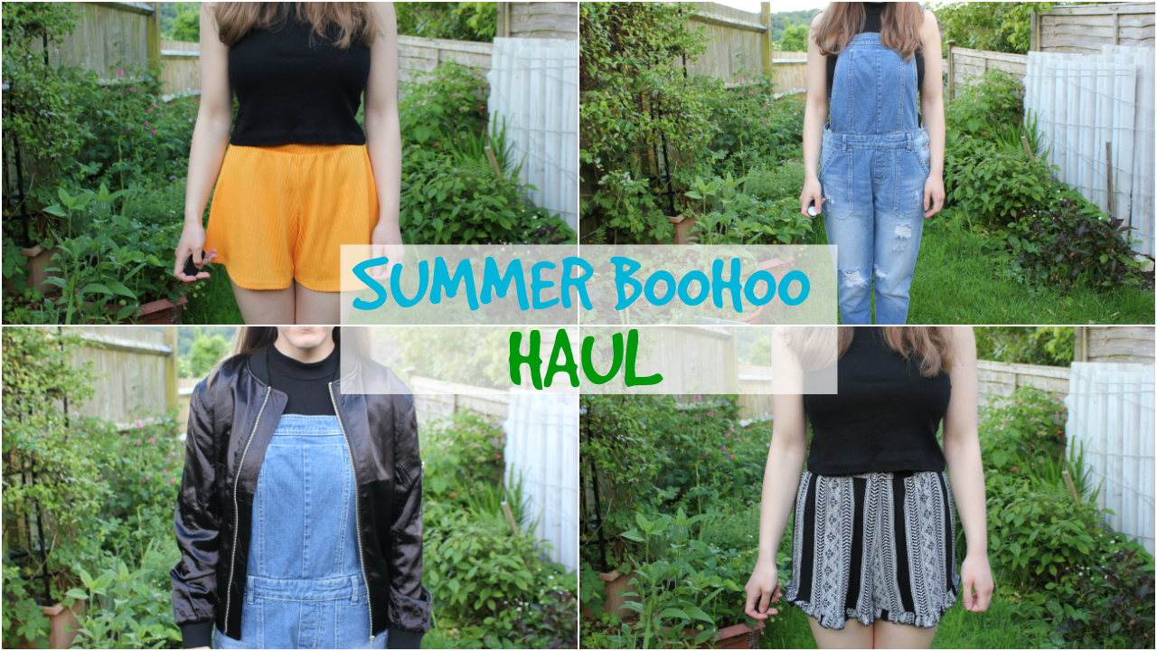 Summer Boohoo Haul