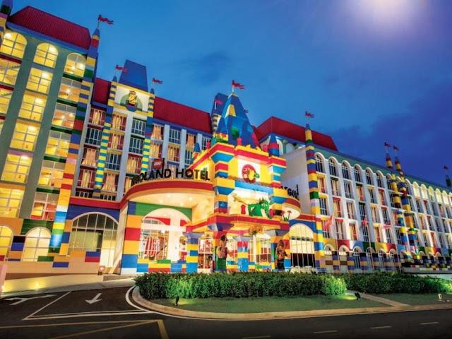 Percutian ke Legoland Johor