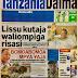 HAYA HAPA MAGAZETI YA LEO JUMATATU OKTOBA 23, 2017 - NDANI NA NJE YA TANZANIA