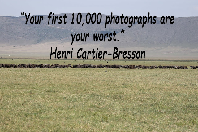 Friday Photography Quote from Henri Cartier-Bresson