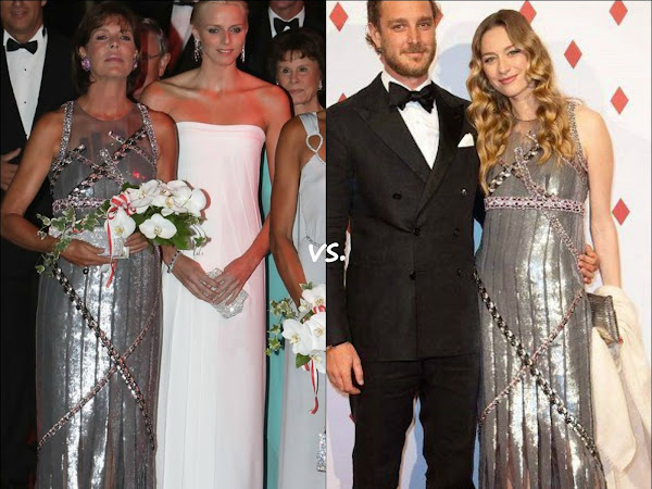 👗Princess Caroline of Monaco vs Beatrice Borromeo