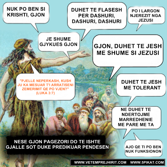 predikimi, ungjillizimi, Gjon Pagezori,