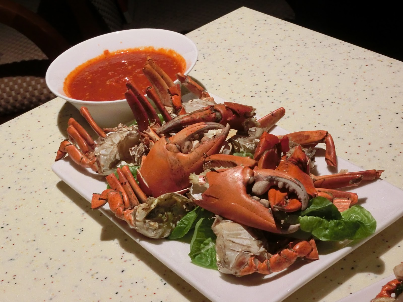 Parkroyal S Crab Feast Is Back Feast On As Many Crabs As: Singapore Food, Beauty And Lifestyle Blogger, Zerika Says