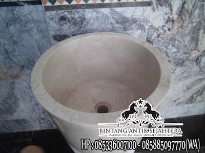 Jual Wastafel Marmer, Pedestal Batu Marmer, Marmer Tulungagung