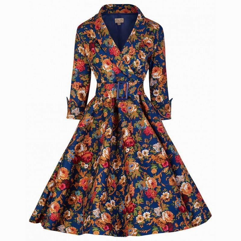 Idda van Munster: LINDY BOP 'VIVI' Vintage 1950's Spring ...