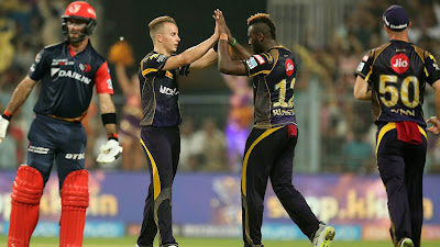Andre Russell Kolkata Knight Riders HD Images