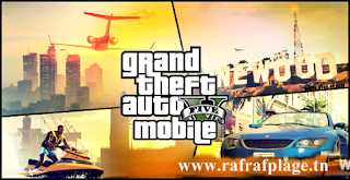 تحميل لعبة GTA V لهواتف الاندرويد بحجم 90 ميغا