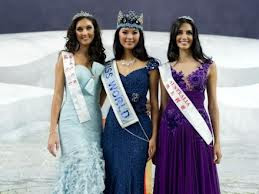 The Winners of Miss World 2012