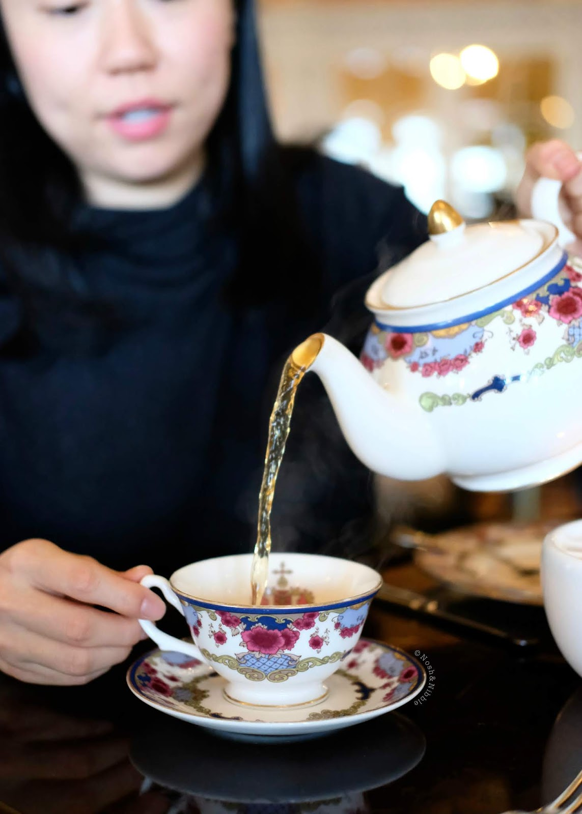 Fairmont Empress | Tea at The Empress Review | Winter Palace Marzipan