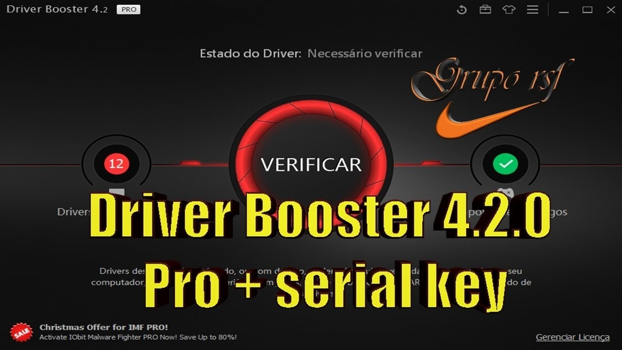 driver booster 4 pro key 2018