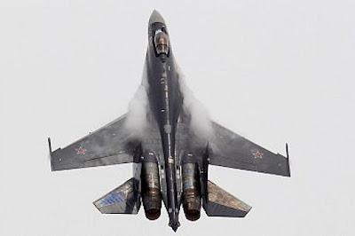 Ο Πούτιν έστειλε τα ολοκαίνουργια και υπερσύγχρονα Su-35 στο πεδίο της μάχης