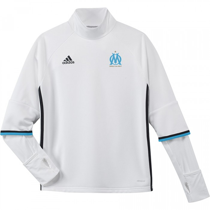 ensemble de foot Olympique de Marseille gilet