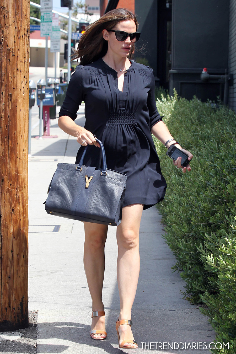 ef7c5e66e2 Jennifer Garner at Tavern in Santa Monica