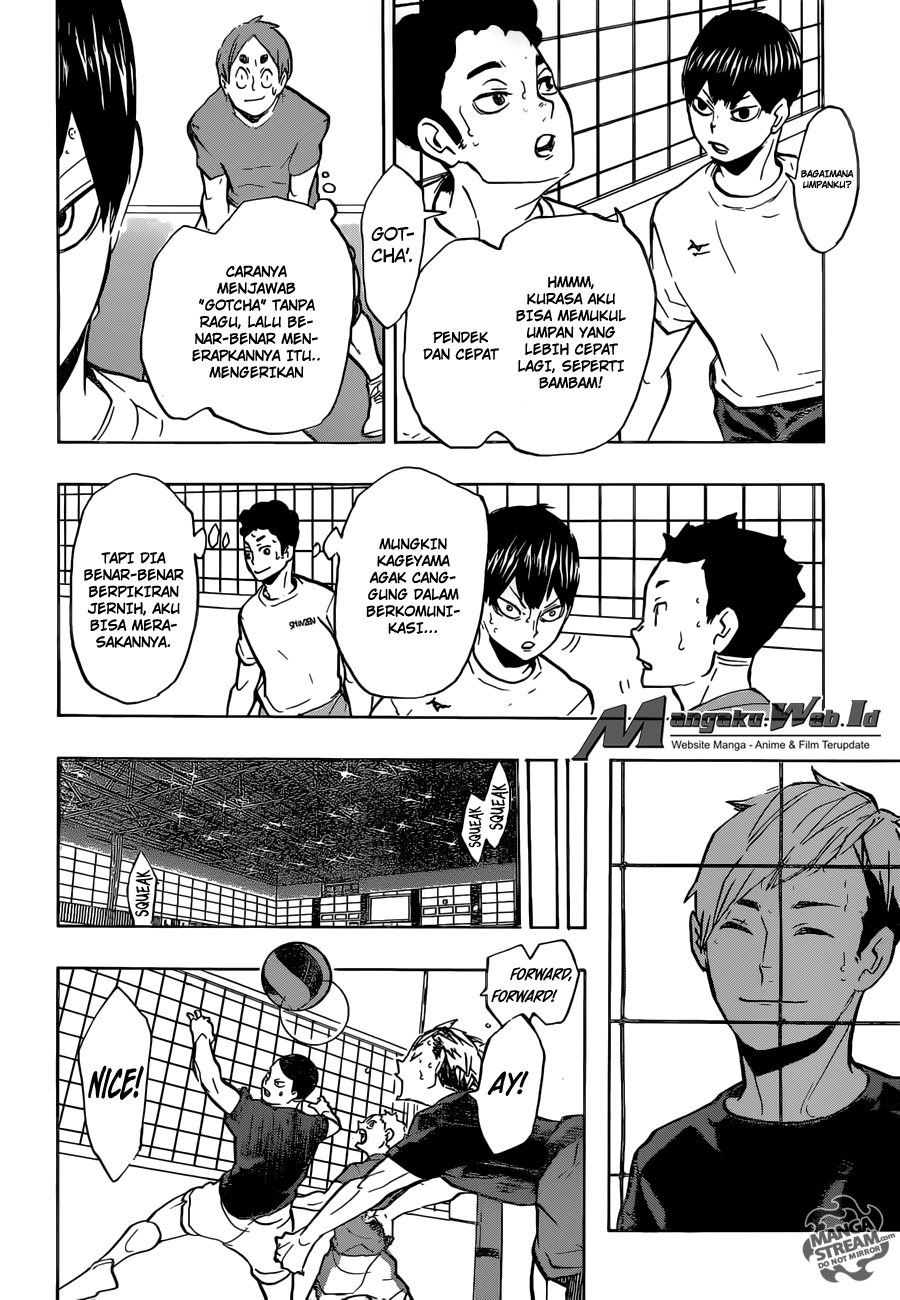 Haikyuu Chapter 215-11