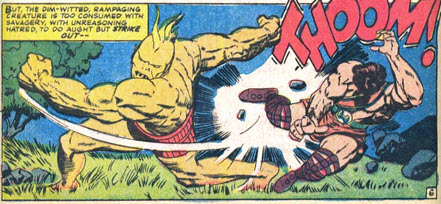 Thor 129 Kirby Vince Colletta