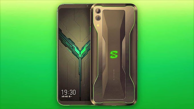 Xiaomi Black Shark 2 Pro launched for the gamers