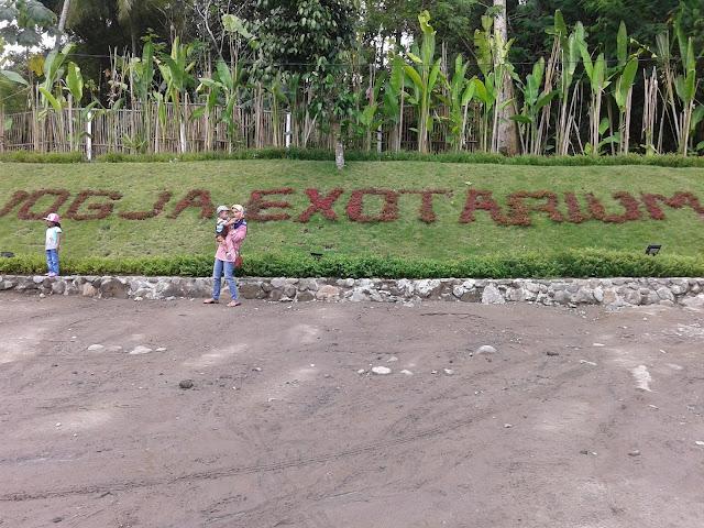 Pengalaman Mengunjungi Wisata Jogja Exotarium Mini Zoo Sleman