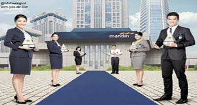 gambar Lowongan Kerja Bank Mandiri terbaru