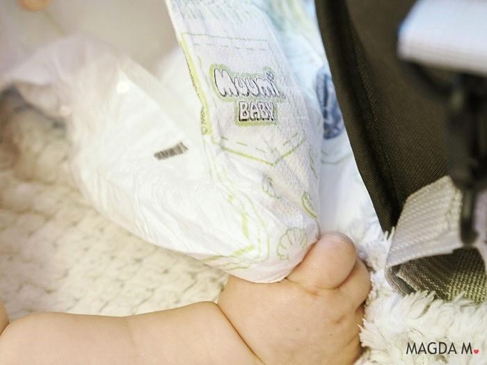 Pieluszki Muumi Baby azs