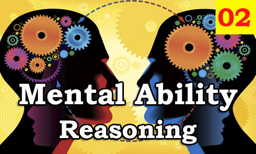 Kerala PSC - Mental Ability 02 (Reasoning)
